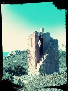 Une ancien tour de guet